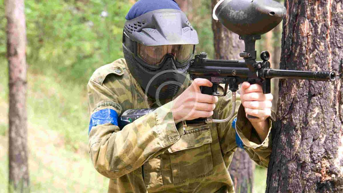 How to be a Paintball Sniper