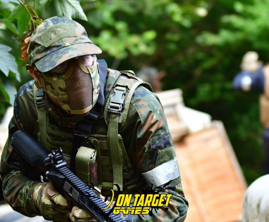 On Target Games Callington is now doing airsoft